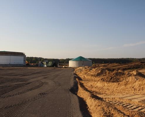 Biogasanlage 0829