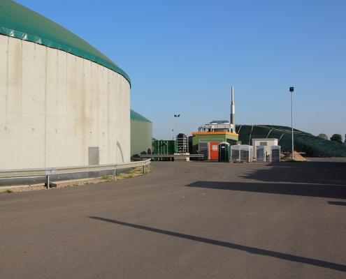 Biogasanlage 0972