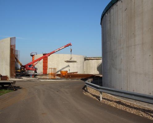 Biogasanlage 0973