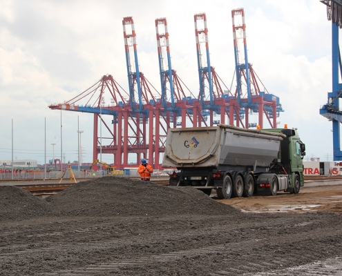 Container Terminal 1017