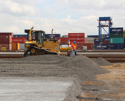 Container Terminal 1021