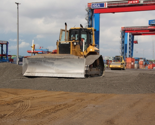 Container Terminal 1043