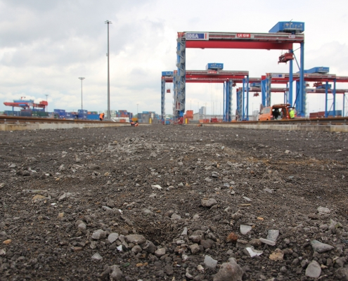 Container Terminal 1063