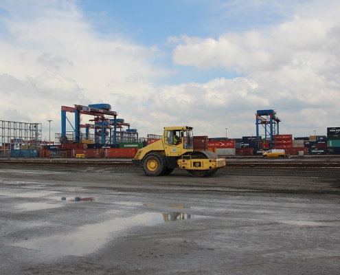 Container Terminal 1067