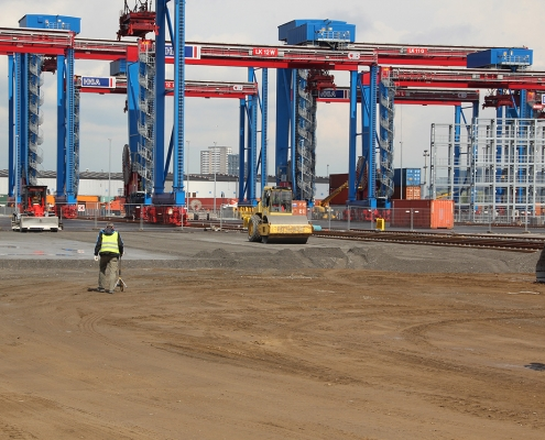 Container Terminal 1114