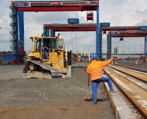 Container Terminal 1167