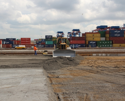 Container Terminal 1203