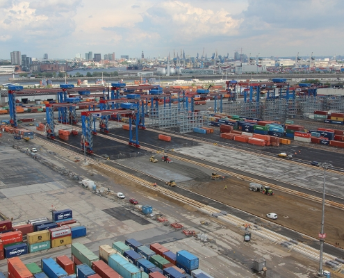 Container Terminal 1221