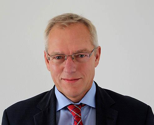 Graduate engineer Norbert Westphal