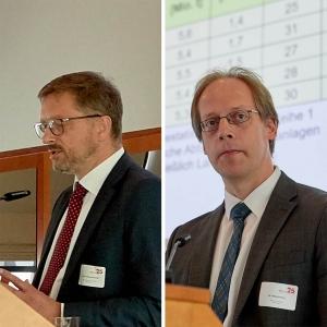 Prof. Dr. Michael Siemann | Dr. Georg Surkau